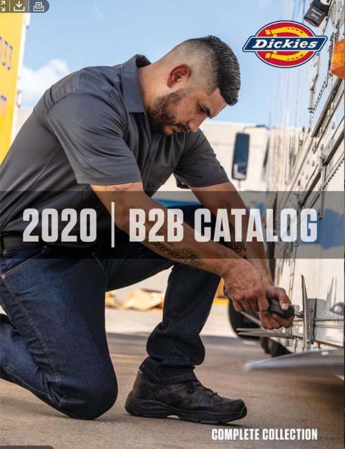 Dickies 2020 Catalog