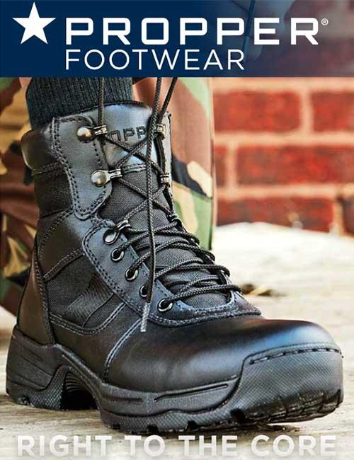Propper 2019 Footwear Catalog