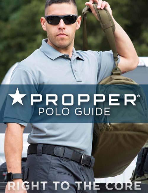 Propper 2021 Polo Matrix